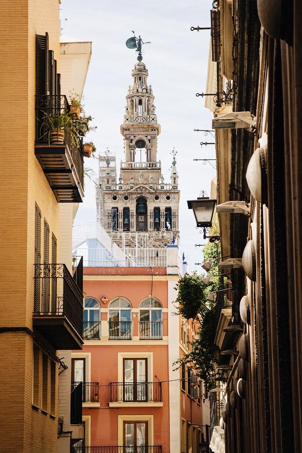 Sevilla Geheimtipps Reisebericht Spaziergang