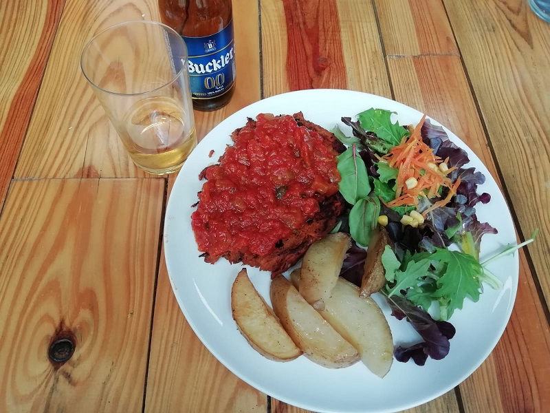 Sevilla Geheimtipps vegan essen