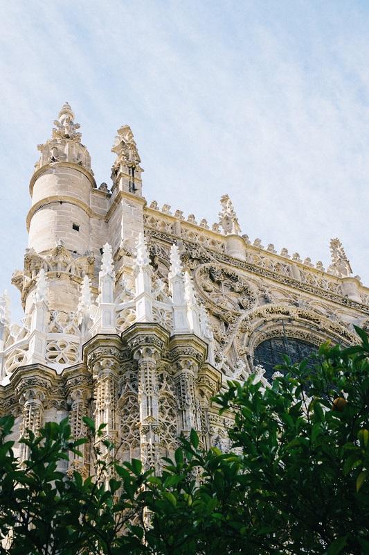 Sevilla Reisbericht - auch von der Kathedrale