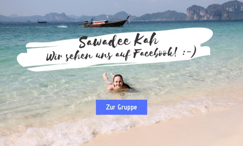 Thailand Facebook-Gruppe Ferndurst