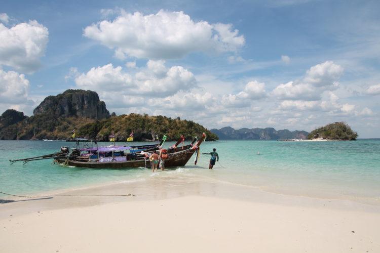 Schönste Ecken Thailand und schönste Strände in Krabi