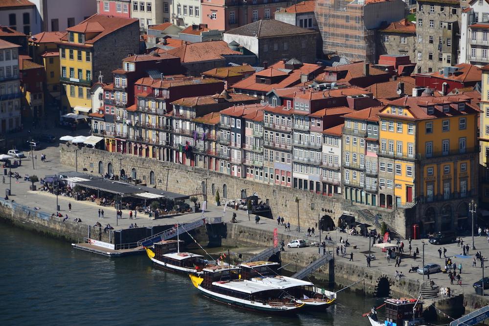 Stadt am Meer mit Kind - warum ich Porto so liebe
