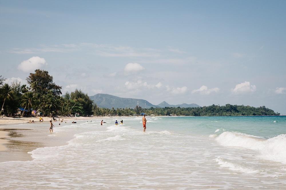 Thailand wohin im März Erfahrungen: Tipp Chumphon