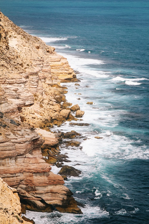 Kalbarri Nationalpark Cliff Walks Australien Westküste Highlight