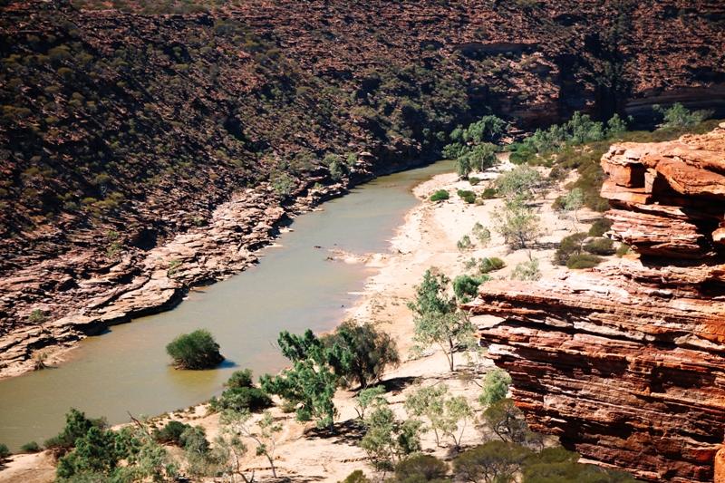 Kalbarri Nationalpark Schluchten River Gorges Highlight Australien Westküste