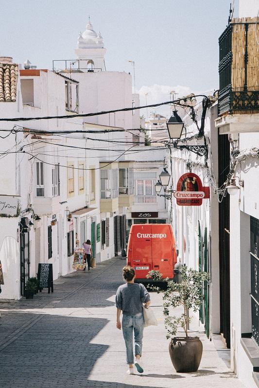 Tarifa was machen - Bummel durch die Altstadt