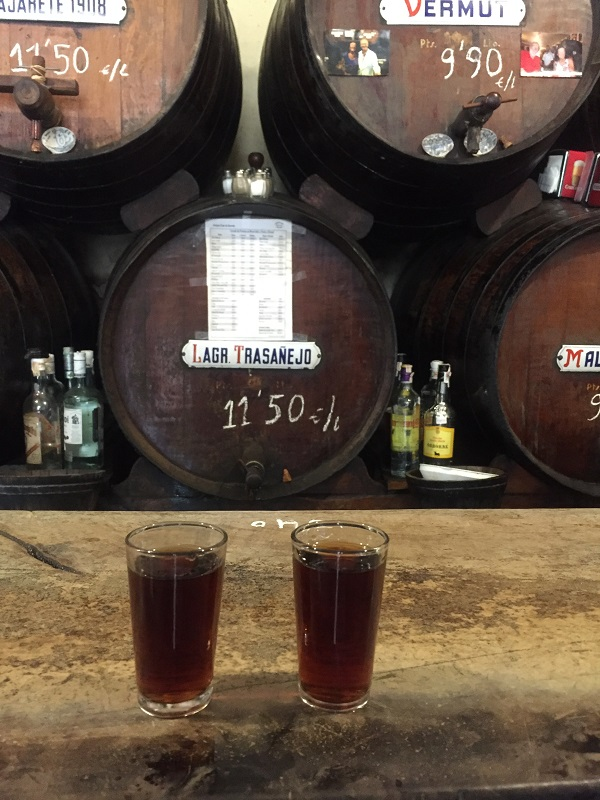 Malaga Insidertipp Geheimtipp Bar Andalusien auf eigene Faust