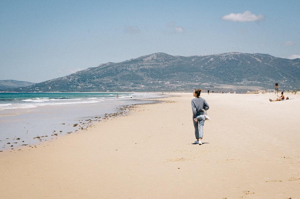 Tarifa was machen - Spaziergang am Strand