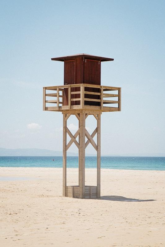 Tarifa was machen - ein Spaziergang am Strand in Andalusien auf eigene Faust