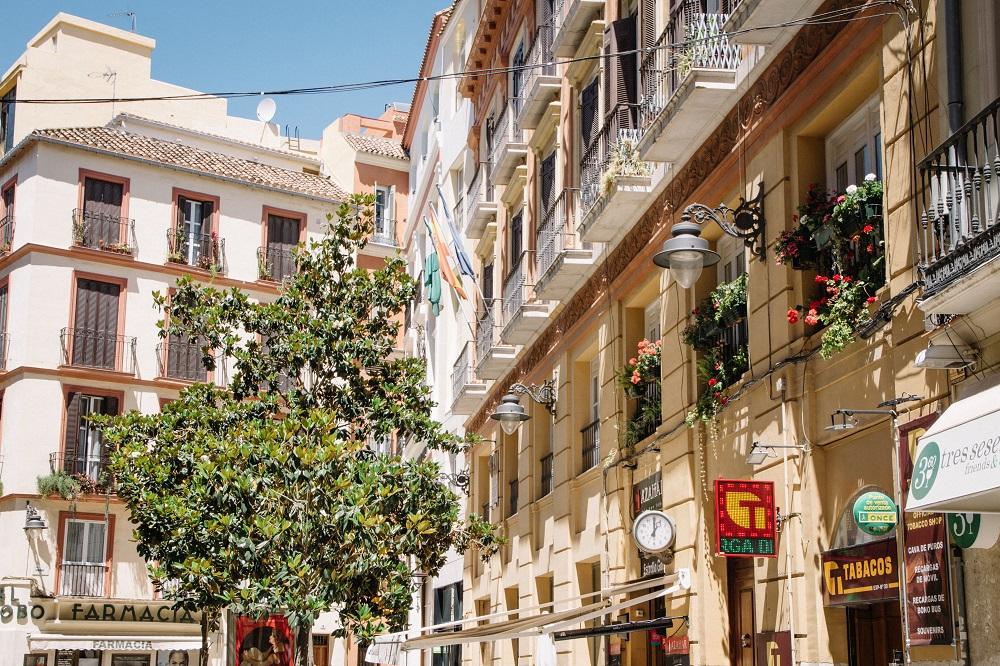Altstadt von Malaga was machen