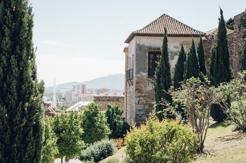 Sehenswürdigkeiten in Malaga Tipps Alcazaba
