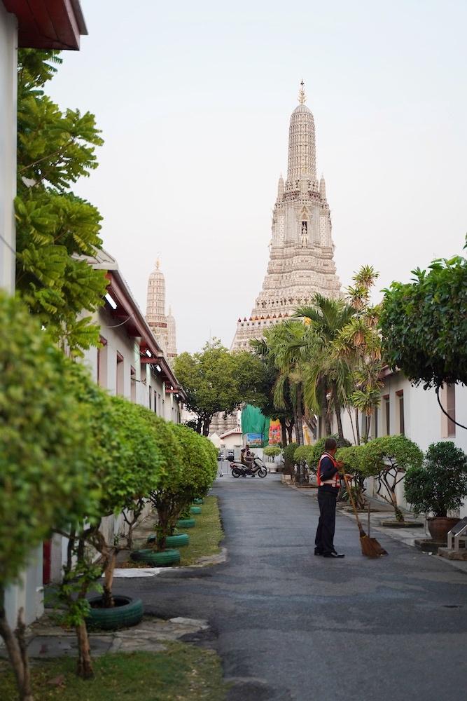 Unser Ausflug mit Kind in Bangkok zum Tempel Wat Arun