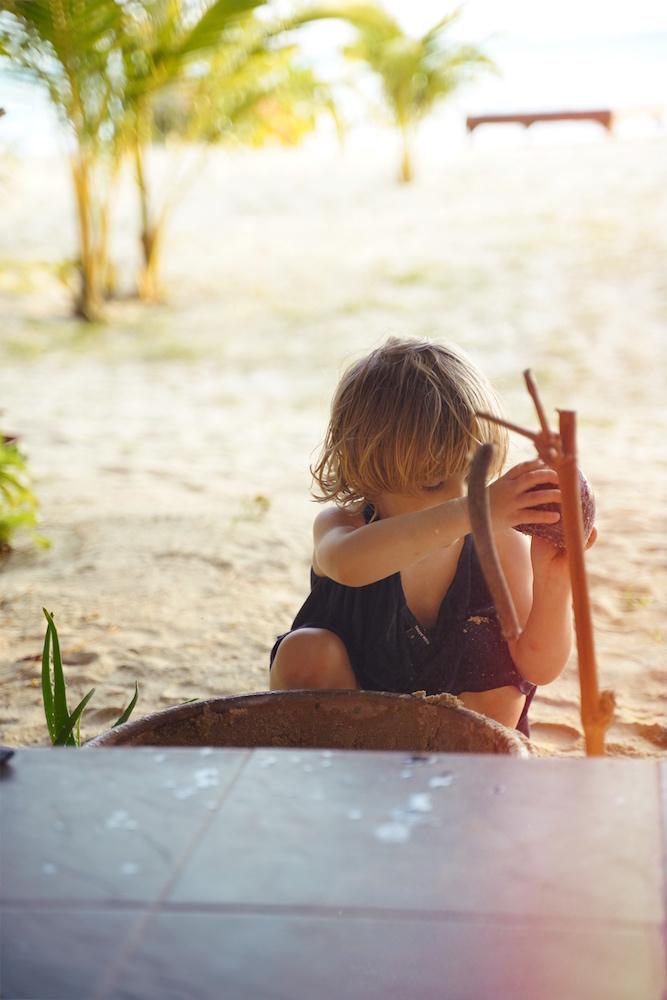 Koh Phangan war für uns die beste Insel fürs Backpacking mit Kind auf unserer Reise durch Thailand
