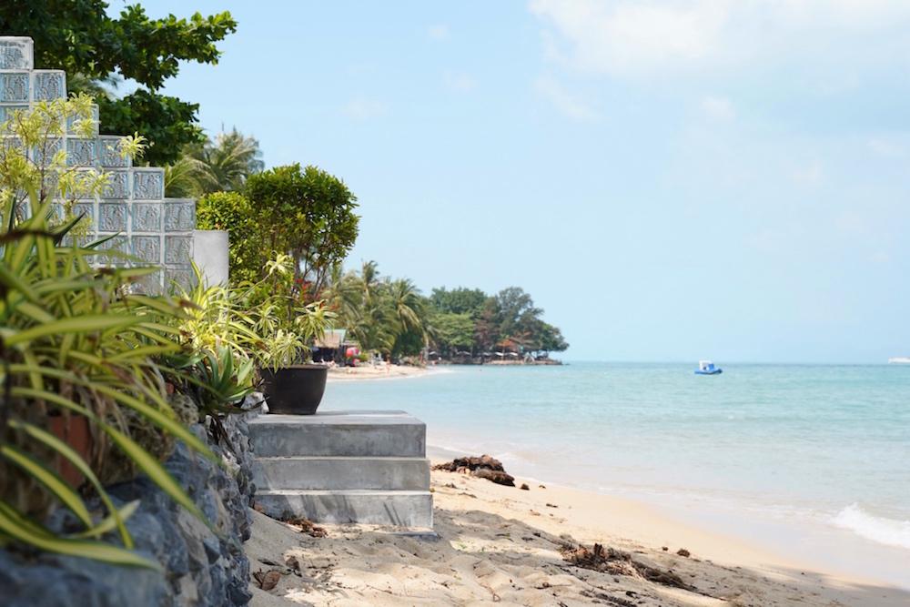 Im Norden Koh Samuis für entspanntes Backpacking