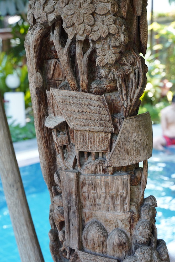 Schöne Unterkunft in Bangkok mit Pool: Charlie House Pin Klao - low budget