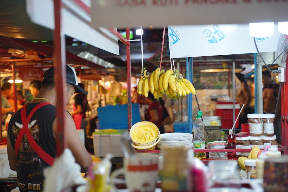 Muss auf dem Thong Sala Food Market: Pancakes