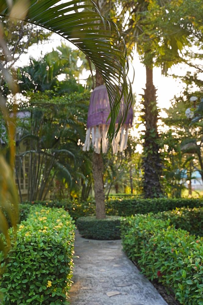 Absolute Empfehlung: unsere Unterkunft mit Pool im Norden Koh Samuis in Strandnähe